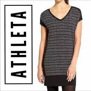 Athleta Thereafter V-neck Sweater Dress Size XS